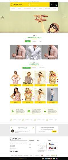 yellow, layout, fashion