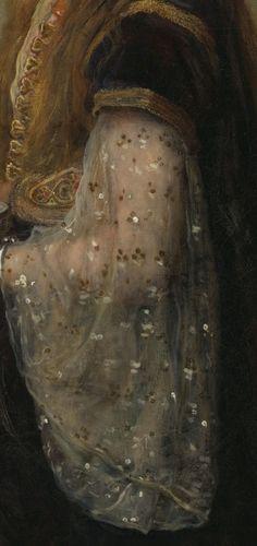 John Everett Millais (English, 1829-1896) (detail).
