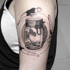 . 빙글빙글 . Thanks! Ilana .@oozy_tattoo .