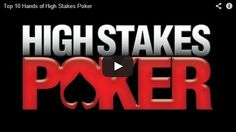 aa vs kk high stakes poker season 7