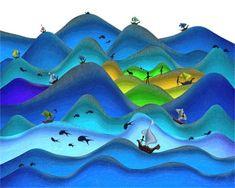Hoi! Ik heb een geweldige listing op Etsy gevonden: https://www.etsy.com/nl/listing/495375933/grillige-blauwe-oceaan-groot-formaat