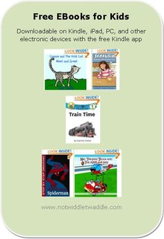 Today you will find a ton of great picture books for free!