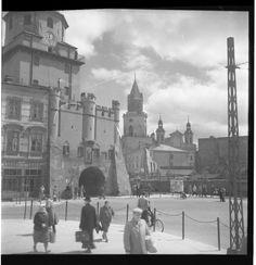 Lublin na zdjęciach Edwarda Hartwiga (zdjęcie 16) - Autor: Edward Hartwig