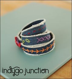 Indygo Junction's Stitched Style