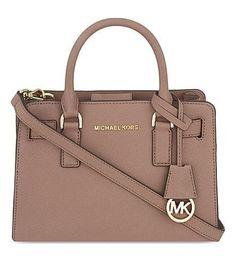 Dillon small satchel (Dusty rose) this will be mine soon!!!  Diese und weitere Taschen auf www.designertaschen-shops.de entdecken