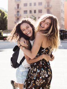 Long-Distance-BFF: So hält eure Freundschaft auch nach einem Umzug