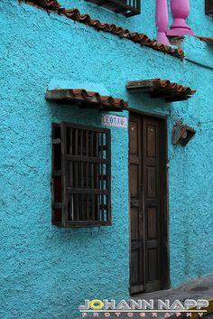 el hatillo; old town Caracas