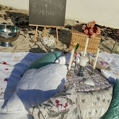 Intimate wedding picnic on the beach Dial-a-Picnic Cape Town #dialapicnic #weddingpicnic #beachwedding #beachpicnic #picnic www.dialapicnic.co.za Wedding Picnic, Perfect Proposal, Beach Picnic, Fun Events, Cape Town, Table Decorations, Nature, Instagram, Home Decor