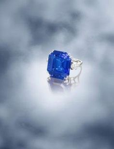 This is as good as it gets in Ceylon Sapphire.  43 carats and only $1,500,000 .  How many would you like?
