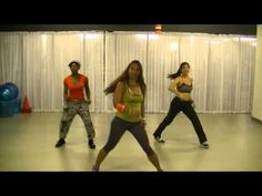 Realzumba.nl (Zumba with Virginia) - La nueva y la ex by Daddy Yankee - YouTube