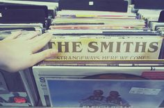 Smiths - always liked this album cover.