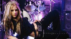 Avril Lavigne HD Desktop Wallpapers   avril lavigne background walls