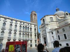 Церковь Сан Джеремия (Венеция); Санта Лючия с другой стороны