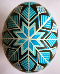 Image result for pysanky easy pattern