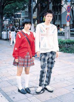 eBook-FRUiTS magazine No.005 Tokyo Street Fashion, Vintage Street Fashion, Tokyo Street Style, Japanese Street Fashion, Japan Fashion, Retro Fashion, Grunge Style, Soft Grunge, Harajuku Girls