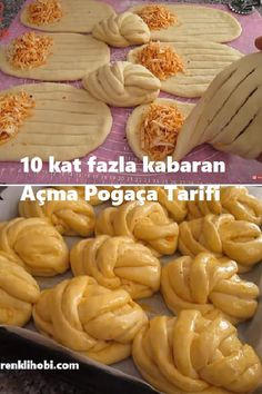 # # Açmatarif of savory pastry # Pastry Recipes, Bread Recipes, Pie Crust Designs, Sausage Bread, Turkish Breakfast, Savory Pastry, Bread And Pastries, Happy Birthday Cakes, Food Preparation