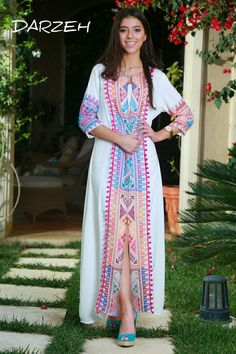 Abaya Fashion, Modest Fashion, Boho Fashion, Fashion Dresses, Fashion Design, Mode Abaya, Mode Hijab, African Traditional Dresses, Traditional Fashion