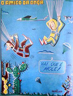 O Amigo da Onça - 9 de abril de 1960.
