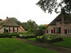 Dalfsen, Landgoed Den Aalshorst - boerderijen uit 1737 en 1849