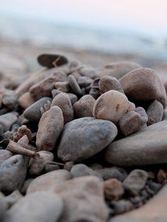 stones..
