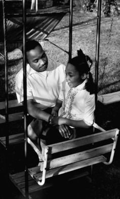 These Incredible Family Photos of MLK Show A Side of Him That Will Warm Your Heart