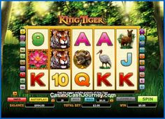 King Tiger is a non-progressive, 5-reel and 20-payline video slot powered by fast-developing NextGen Gaming. Read more at http://www.casinocashjourney.com/slots/nextgen-gaming/king-tiger.htm