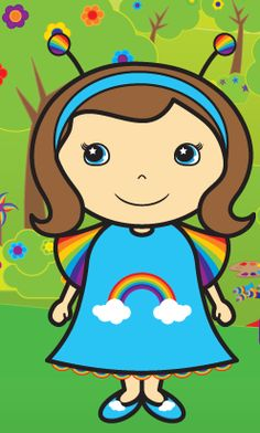 Good morning! Rainbow Belle is here to fill your world with colour!