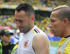 David ⚽ @d_ospina1 #DavidOspina #Ospina #Futbol #Arsenal #Gunners #SeleccionColombia #Colombia #Rusia2018 .  Cuentas aliadas 💫 . • @dani10fc • • @ospina_sterlingfc • • @ospina1fc • Foto: @sele.Colombia