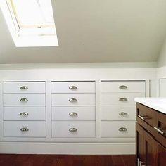 eaves storage drawers