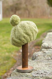 e824d8639b0 Moss Stitch Hat. Loom KnittingKnitting Patterns ...