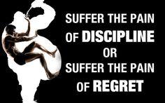 Discipline yourself! It's worth it :-)