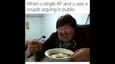 very funny fat asian guy laughing and eating,very funny video of fat asi...