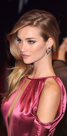 Rosie Huntington - Whiteley - She could really be any of the gold females through I kinda like her for Mustang...