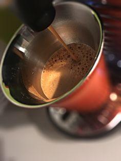 Guten Morgen…dem regnerischen Mittwoch begegnen wir mit einem #Arpeggio #Kaffee von @Nespresso #whatelse