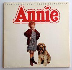 Various Artists - Annie Original Motion Picture Soundtrack Gatefold LP Vinyl Record Album, Columbia - JS 38000, 1982, Original Pressing