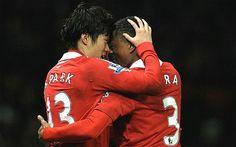 Ex Man United man Patrice Evra posts video of Park Ji-sungs mum in his Patmobile (Instagram Video)