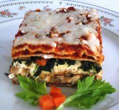 Vegetarian Matzoh Lasagna – Passover Recipe