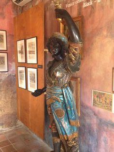 Kura Hulanda museum, slavenij