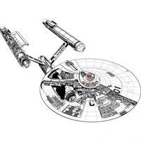 starship enterprise wall sticker - Google Search