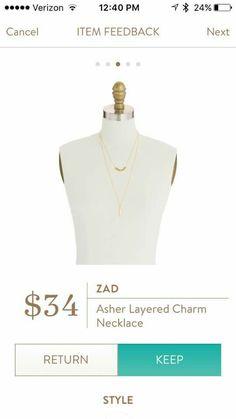 This could be a fun necklace. I'd love to try it in a fix year-round. -E