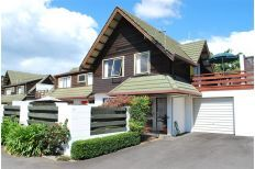 Check out this property Hunter Street, Mount Maunganui, Home Buying, Real Estate, Exterior, Cabin, Mansions, House Styles, Outdoor Decor