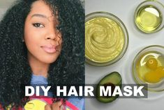 We've all experienced damaged hair at some point. Whether it's through blow drying, inconsistent weather, hot iron, or whatever. Today we turned to Melissa Denise to share her diy hair mask, which is a very simple one that doesn't require a lot. It calls for organic mayo, a couple of eggs, oli…