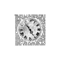 Blade Rubber Stamps Unmounted Sheets of Rubber stamps Crafty... (9.33 CAD) ❤ liked on Polyvore featuring backgrounds, clocks, text, words and random
