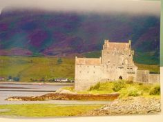 Eilean Donan Castle, Scottish Highlands   ---   Note Cards 5x7 Prints Original Photography by BlissfulVine on Etsy, $15.00