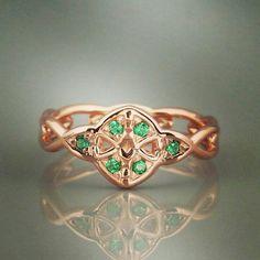 @byadora_ My dreams takes me to creative places ... . . https://www.etsy.com/il-en/listing/574038693/14k-rose-gold-celtic-triquetra-knot . . . #EngagementRings #DiamondEngagement #GoldStatementRing #GoldBraidedRing #EngagementRing #14kGoldRing #14kRoseGoldRing #NaturalEmeraldRing #WeddingandEngagement #bridaldiamondring #EmeraldBridalRing #WeddingBands #WeddingRingsSet #WeddingBandsSet #EtsyJewelry #EtsyFinds #etsywedding