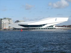 The Amsterdam film museum EYE Film Institute Netherlands