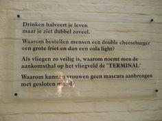 Mooie tekstjes in Brugge, deel 5.
