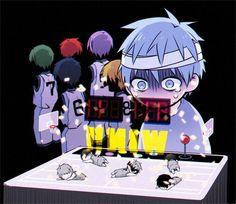 Kise Ryouta, Kuroko Tetsuya, Haikyuu, Manga Anime, Anime Art, Kiseki No Sedai, Akakuro, Kawaii Faces, Generation Of Miracles