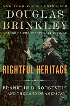 Brinkley traces FDR's love for the natural world from his youth exploring the Hudson River Valley and bird watching. As America's president from 1933 to 1945, Roosevelt—consummate political strategist—established hundreds of federal migratory bird refuges and spearheaded the modern endangered species movement. 5/2016