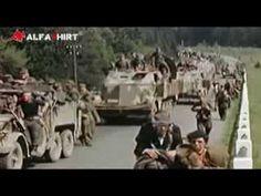 Die letzten Bilder der Wehrmacht in Farbe ( Mai 1945 ) - YouTube
